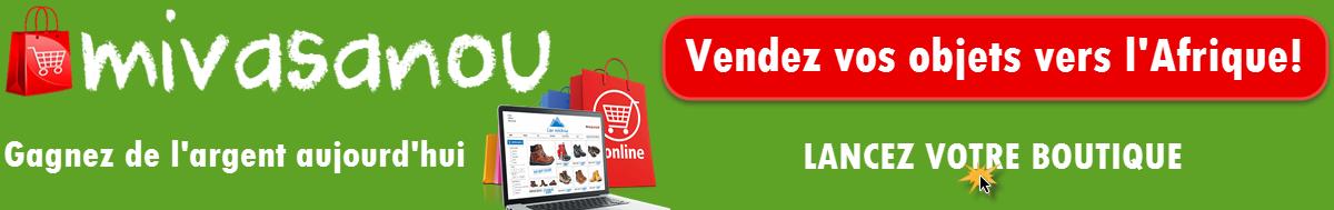 Mivashop - le meilleur site de vente et achat en ligne au Togo