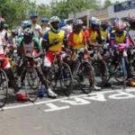 Tour cycliste du Togo : Les  militaires remplacent les professionnels insoumis.