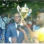 Le MJU a célébré les 52 ans du Président Faure autour du ballon rond.
