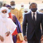 Faure Essozimna Gnassingbé était  au Niger à l'investiture du nouveau président élu Mohamed Bazoum