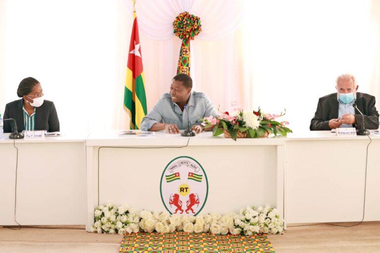 Togo/Faure Gnassingbé préside le séminaire gouvernemental à kara