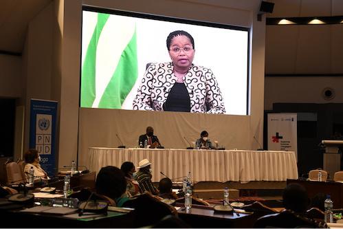 HeForShe/ Le Togo est membre actif  de l'initiative onusienne