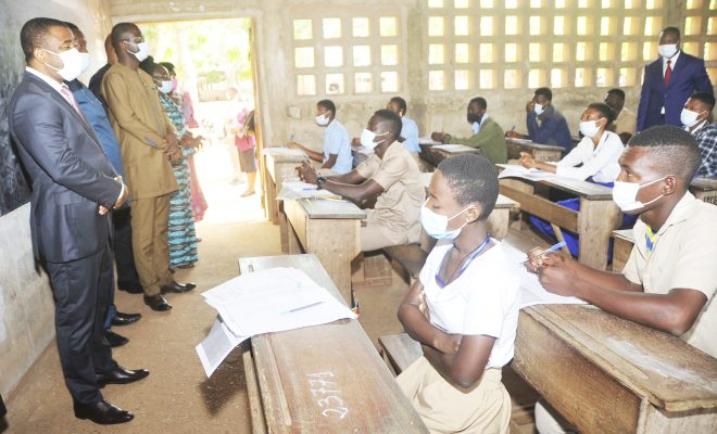 Togo/ 78 341 candidats enregistrés au BAC II